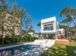 propiedad enCastelldefelsEspectacular casa individual a 2 calles de la playa en la pineda de Castelldefels